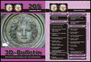 3D-Bulletin 205