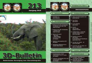 3D Bulletin 213